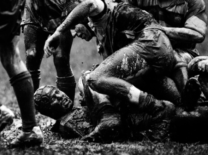 Mud and glory - The Taranaki Club Rugby finals 2007 1