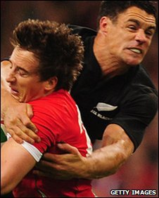 Dan Carter high tackle